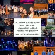 Summer School 2015 Registration