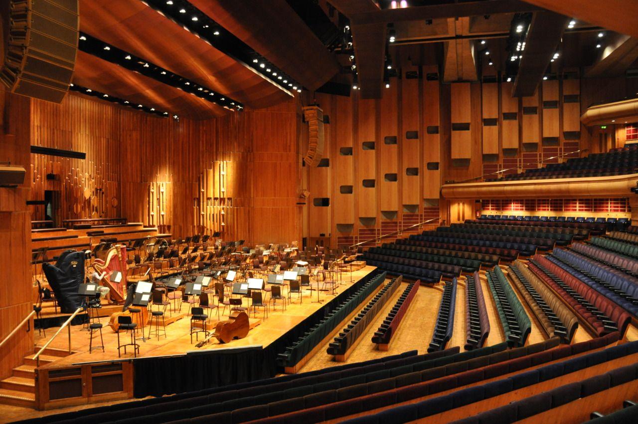 Barbican Concert Hall