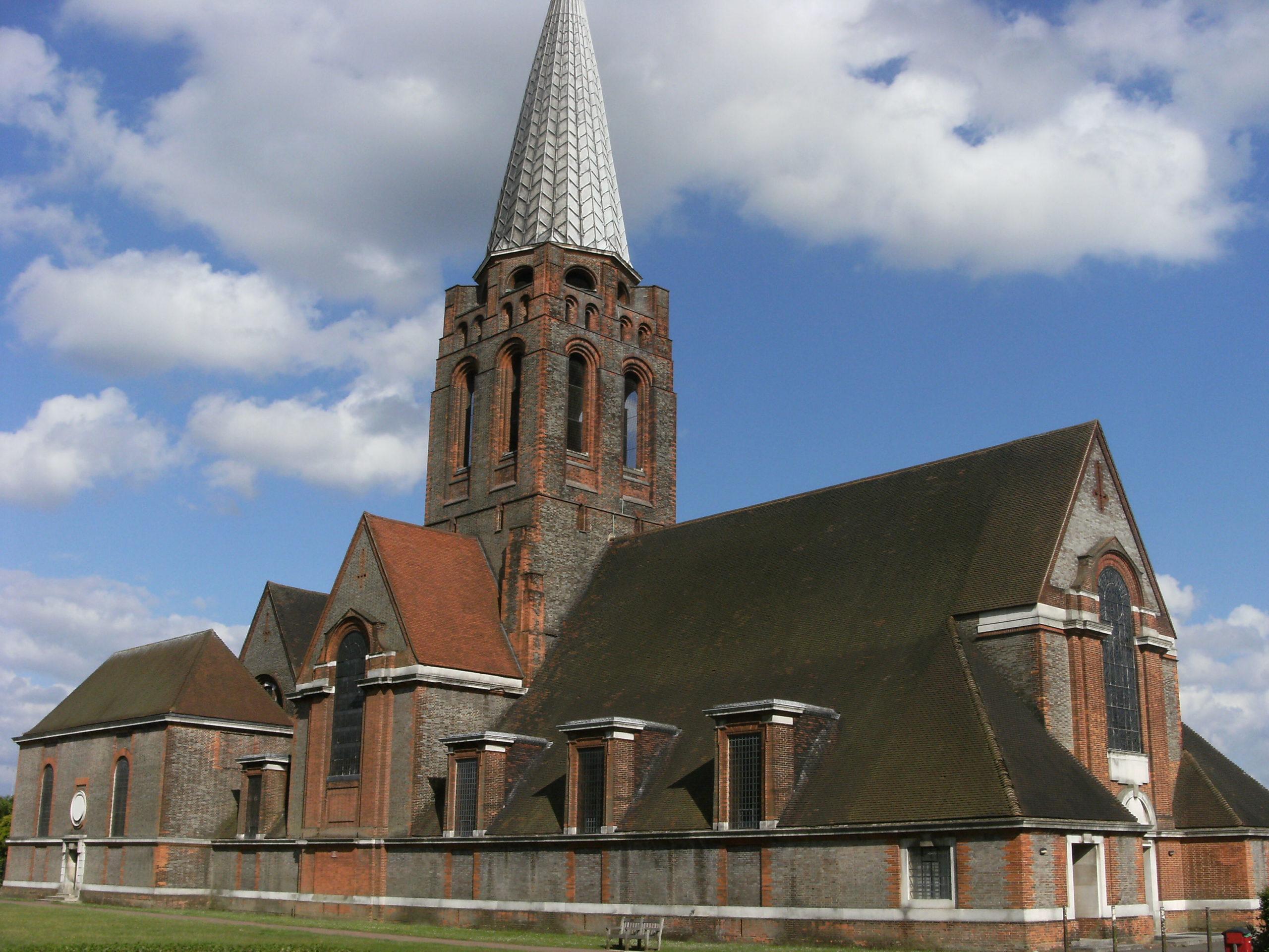 St Jude's Church Hampstead Garden Suburb